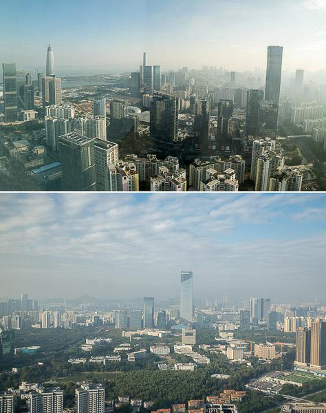 滨海大厦50层